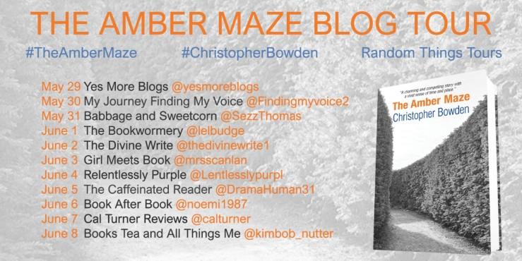 The Amber Maze BT Poster