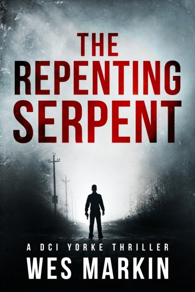 The Repenting Serpent - Wes Markin - book cover