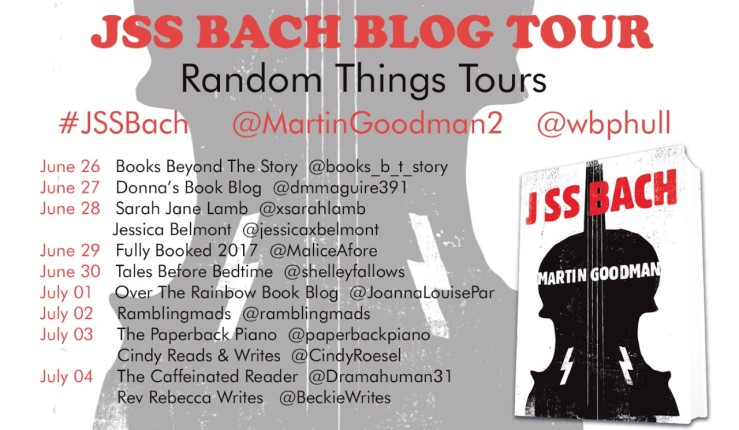 JSS Bach Blog Tour Poster