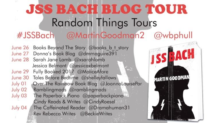JSS Bach Blog Tour Poster
