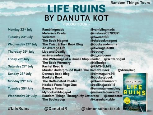Life Ruins BT Poster