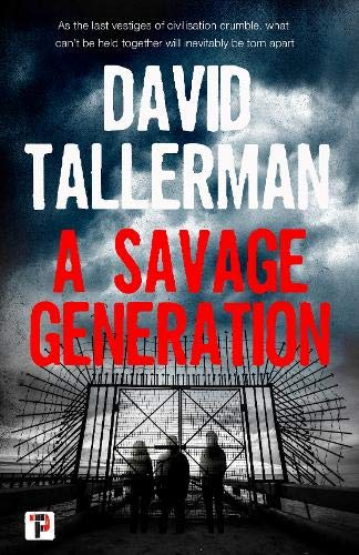 A Savage Generation Cover .jpg