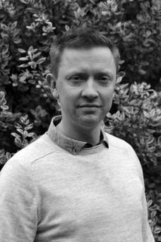 Wes Markin Author Image