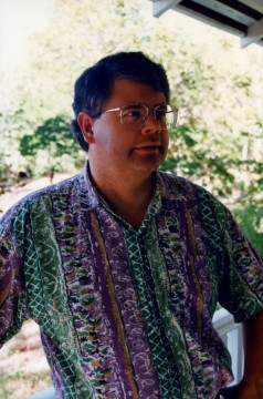 Barnaby Allen Author Pic