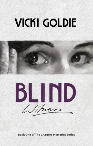 Blind Witness Cover
