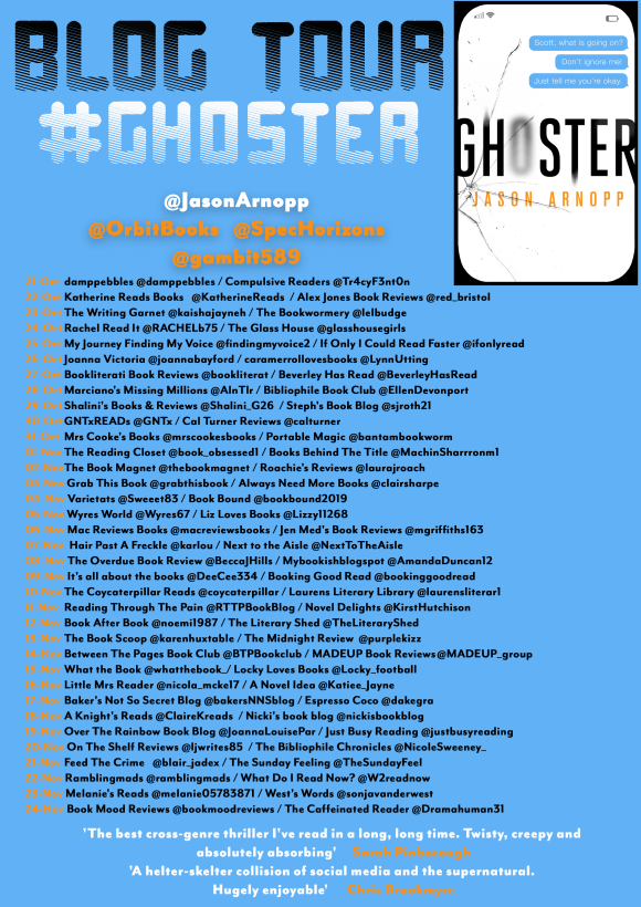 Ghoster Poster 23 Aug
