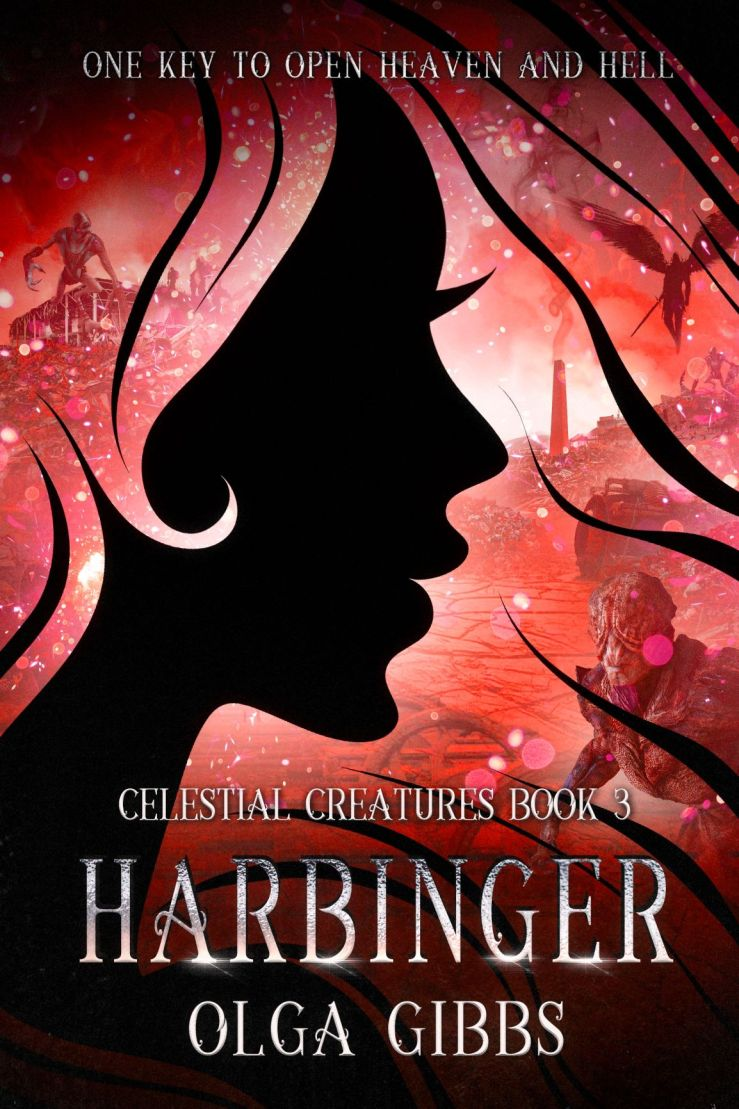 HARBINGER image for emails