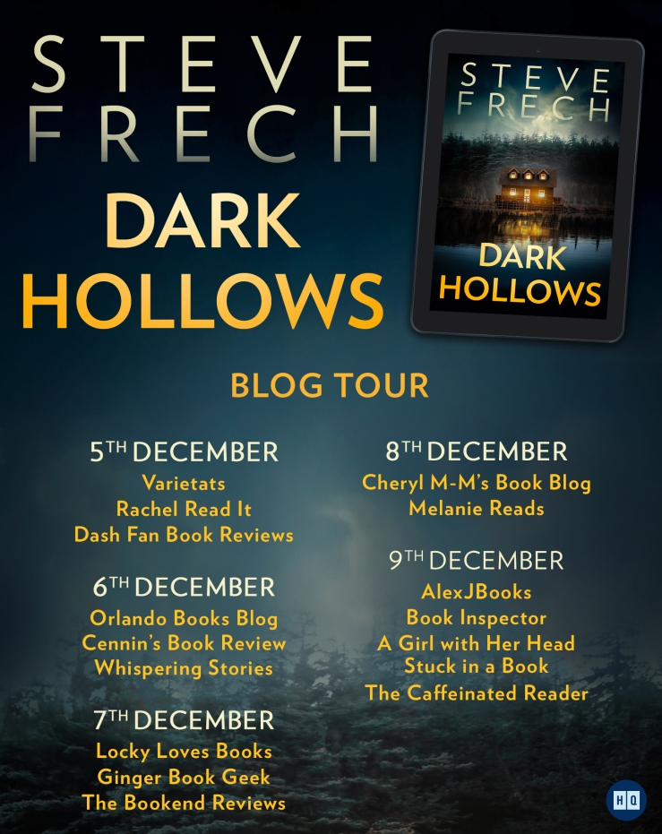 Dark Hollows Blog Tour Banner