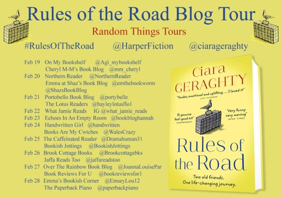 Rules of the Road BT Poster