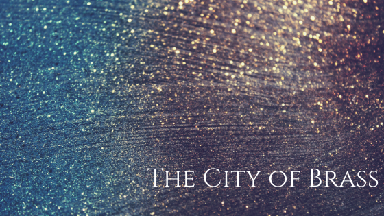 City of brass book 3