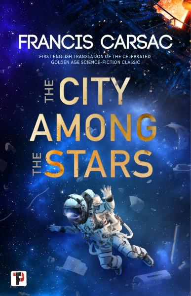 City Among Stars Cover