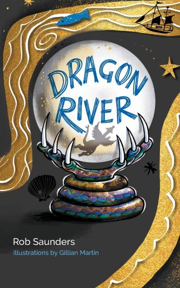 Dragon River Front Cover