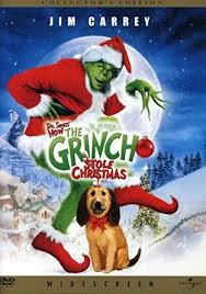 Amazon.com: Dr. Seuss' How the Grinch Stole Christmas (Widescreen Edition):  Jim Carrey, Jeffrey Tambor, Christine Baranski, Bill Irwin, Molly Shannon,  Clint Howard, Taylor Momsen, Mindy Sterling, Anthony Hopkins, Ron Howard,  Brian Grazer,