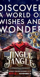 Jingle Jangle: A Christmas Journey (2020) - IMDb